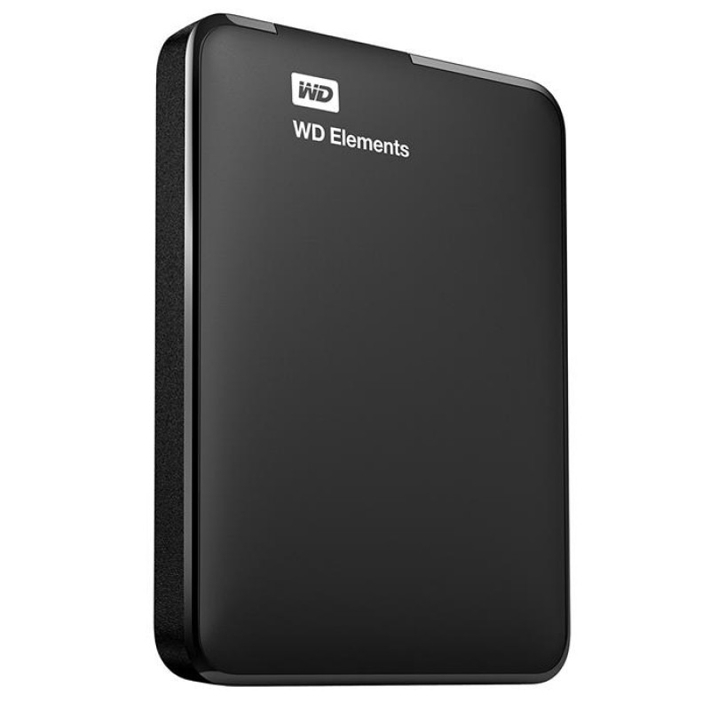 Disco Duro Externo USB 3.0 1TB WD Elements Negro