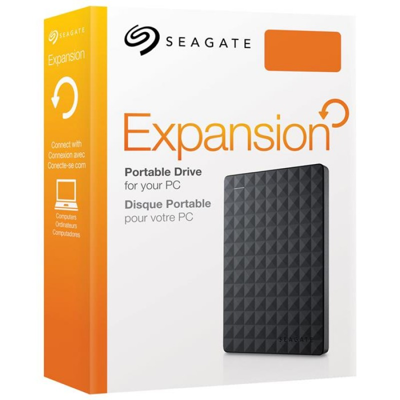 Disco Duro Externo USB 3.0 1TB Seagate Expansion