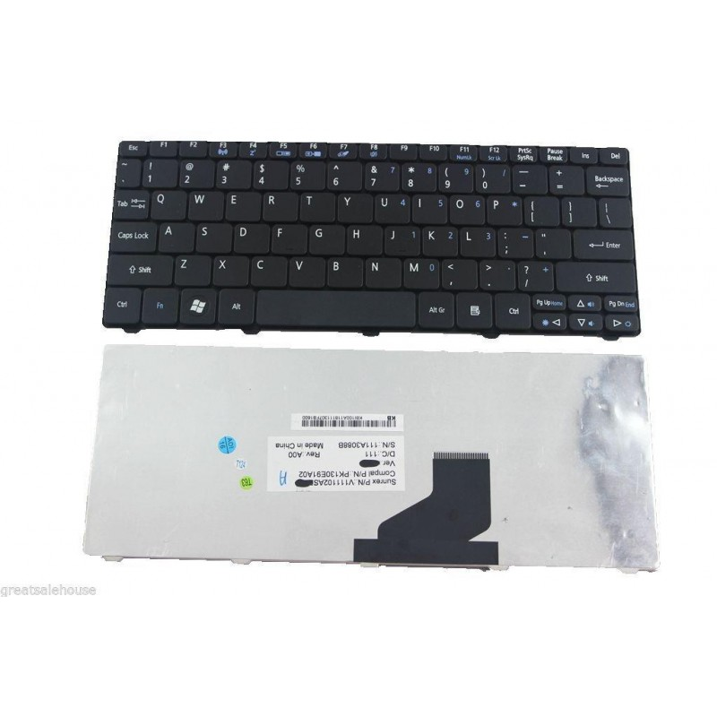 Teclado NB ACER Aspire One D270 Esp