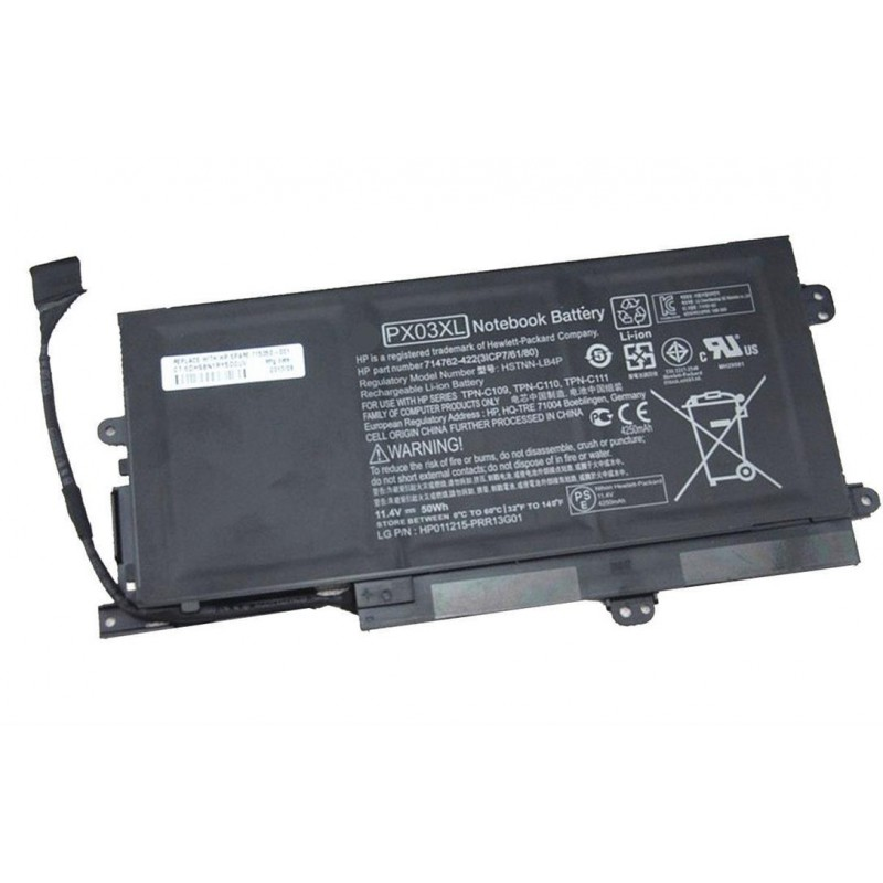 Bateria NB HP Envy Touchsmart M6-K Original